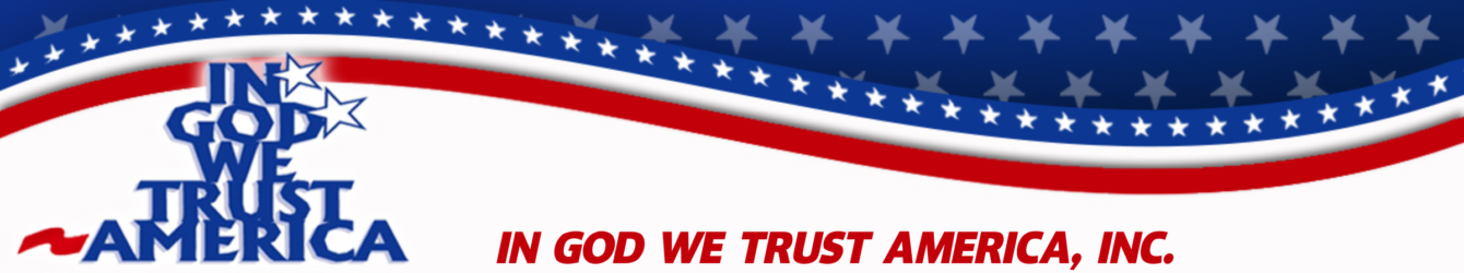 In God We Trust America